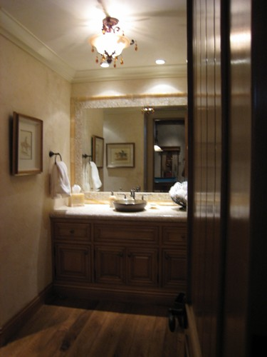 Billiard Powder Room