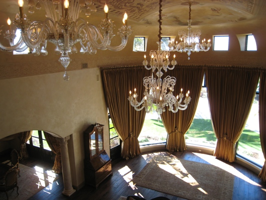 Family Room - From Above
