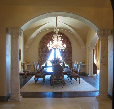 Dining Room - From Hallway