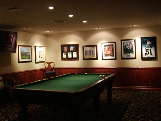 Rancho Santa Fe - Billiard Room