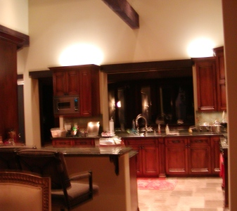 Rancho Santa Fe - Kitchen